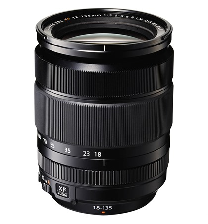 Fuji XF18-135mm F3.5-5.6 R (New)
