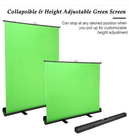 Portable Projection Screen 1.6m x2m