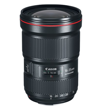 Canon EF 16-35mm f/2.8L III USM (new)