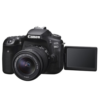 Canon EOS 90D kit 18-55mm (New)
