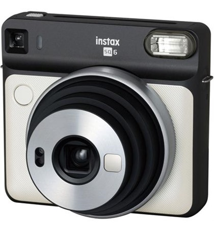 Fujifilm Instax SQUARE SQ6 Instant Film Camera (New)