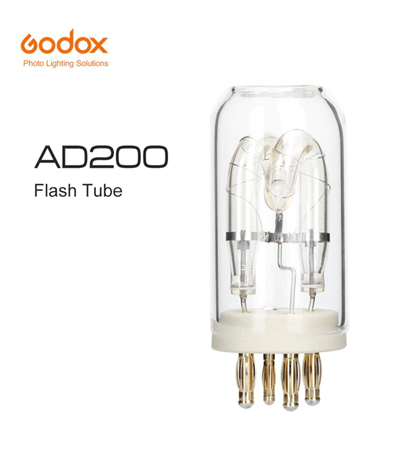 H200J Flash Tube for AD200