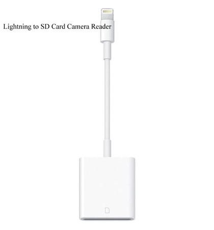 USB, Micro USB Card Camera Reader
