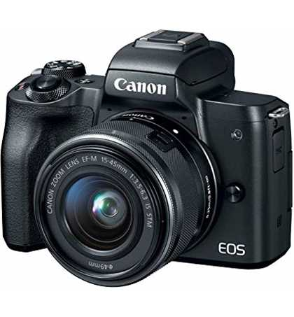 Canon EOS M50 kit 15-45mm (New)