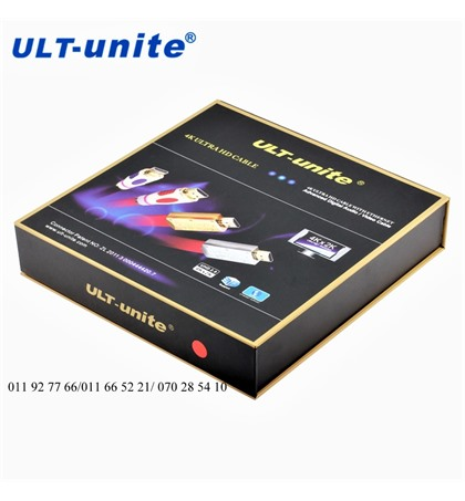 ULT unite HD Video Flat HDMI Cable 4K 15m & 20m