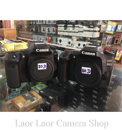 Canon EOS 80D (Used)