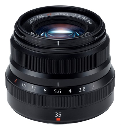Fuji XF35mm F2 WR (New)