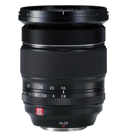 Fuji XF16-55mm f2.8 (New)