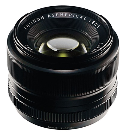 Fuji XF35mm f1.4 (new)