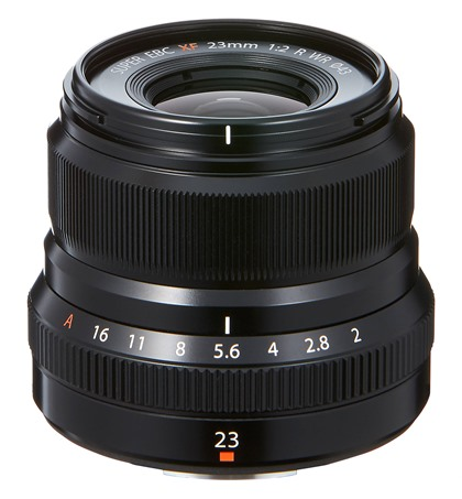 Fuji XF23mm F2 WR (New)