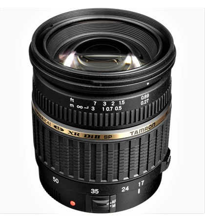 Tamron 17-50mm F2.8 XR Di II (New)