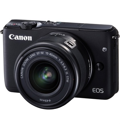 Canon EOS M10 kit 15-45mm (New)