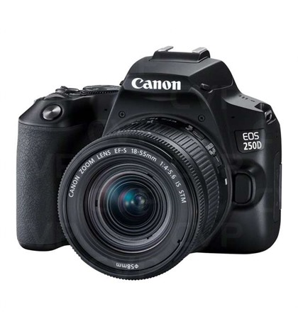 Canon EOS 250D kit 18-55mm (New)