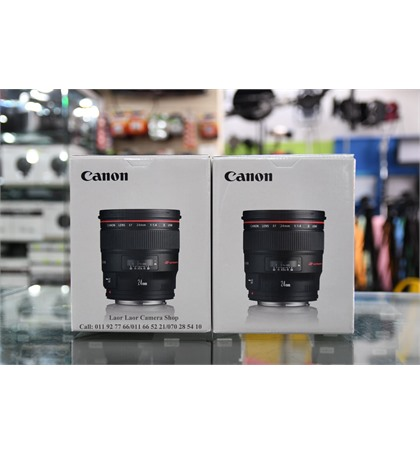 Canon 24mm f1.4L II USM (New)