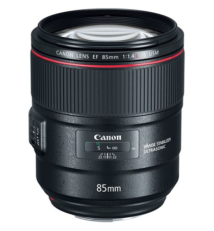Canon EF 85mm F1.4L IS USM (New)