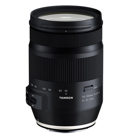 Tamron 35-150mm f/2.8-4 Di VC OSD (New) for Canon & Nikon Available for Order