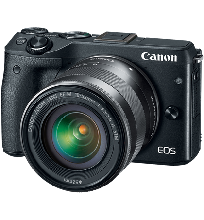 Canon EOS M3 kit 15-45mm (New)