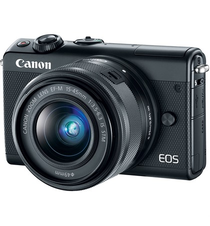 Canon EOS M100 kit 15-45mm (New)