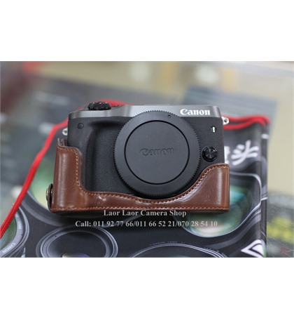 Leather Case for Canon M6