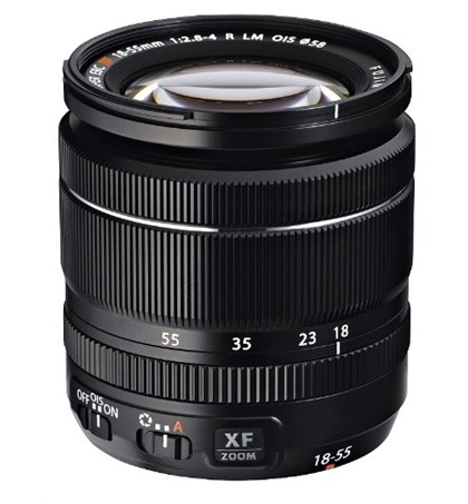 Fuji XF18-55mm f2.8 (New)