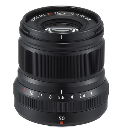 Fuji XF50mm F2 (new)