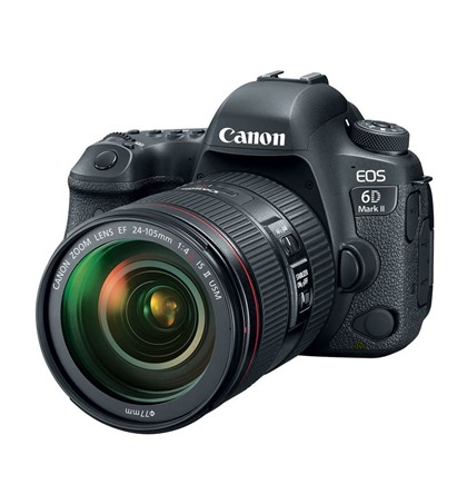 Canon EOS 6D II kit 24-105mm F4 II  (New)
