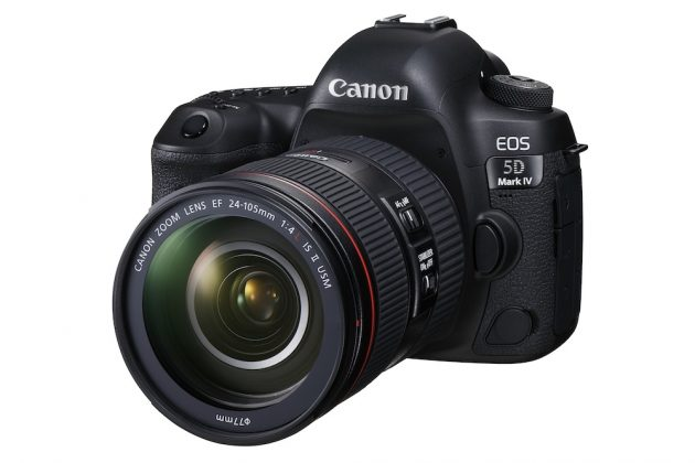 Canon EOS 5D IV kit 24-105mm  f4 II (New)