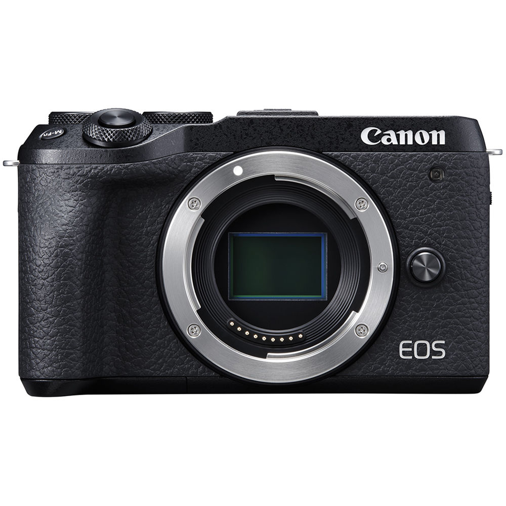 Canon EOS M6 kit 15-45mm  Mark II (new)