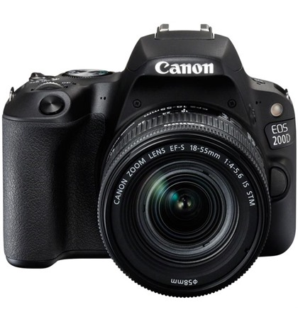 Canon EOS 200D kit 18-55mm  (New)