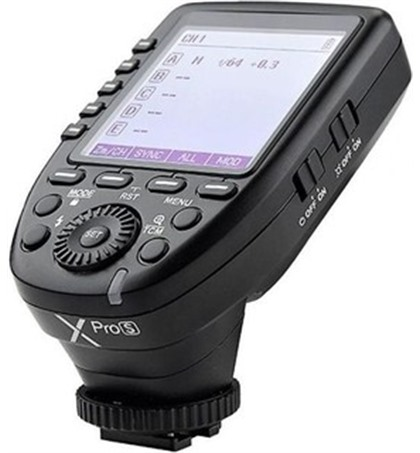 Godox XProS TTL Wireless Flash Trigger for Sony