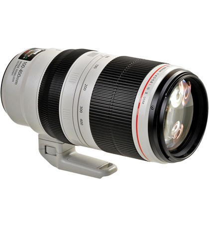 Canon EF 100-400mm f4.5-5.6L IS II USM (New)