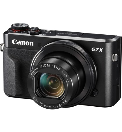Canon G7x Mark II (New)