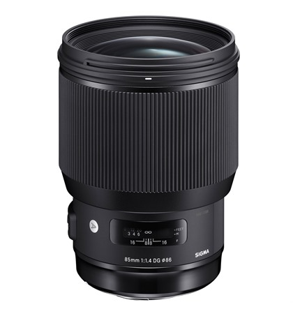 Sigma 85mm F1.4  Art (New)