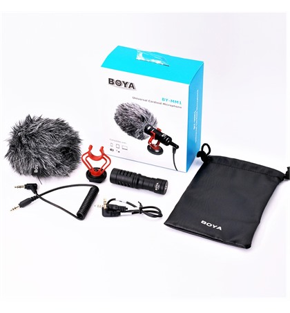Boya BY-MM1 Microphone