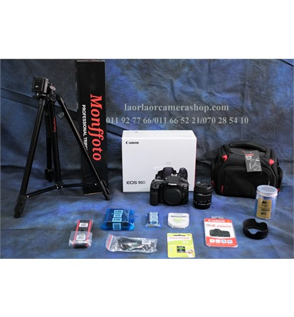 Canon EOS 90D Kit 18-55mm (new) set