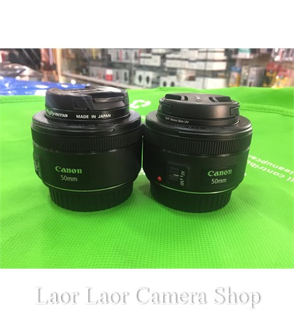 Canon 50mm f1.8 Used