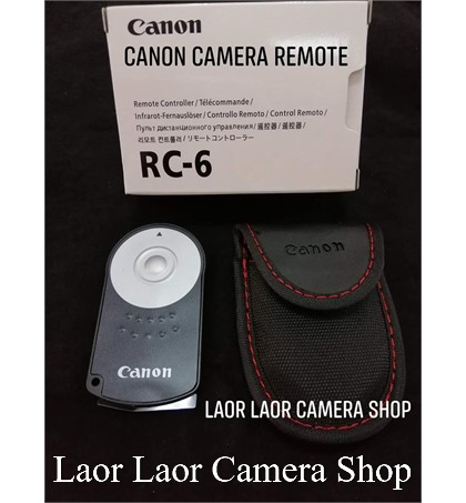 Canon Camera Remote