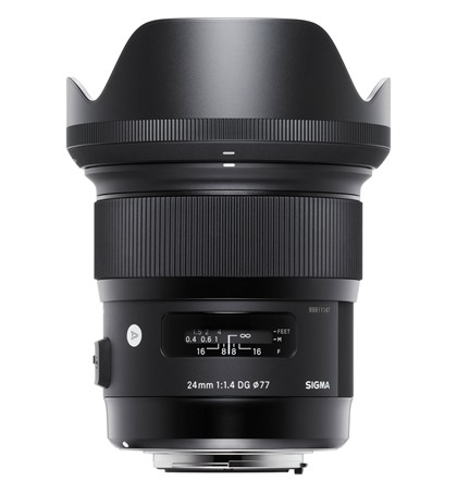 Sigma 24mm F1.4 DG (New)