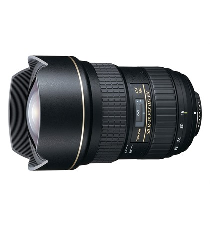 Tokina 16-28mm F2.8 Pro FX (New) for Canon
