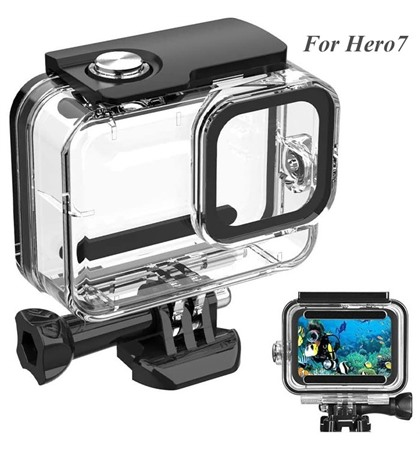 Super Suit Protection Housing Hero7