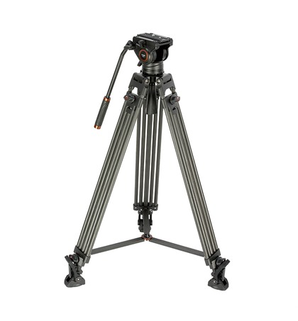 Cayer BV25H Video Tripod