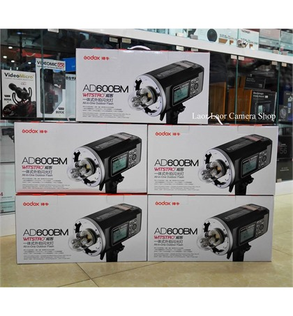 Godox AD600BM  All-In-One Outdoor Flash