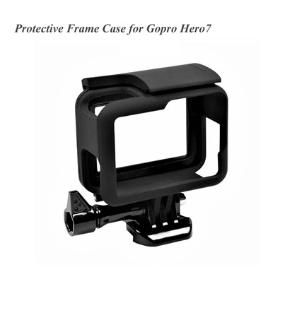 Protective Frame Case for GoPro Hero 7