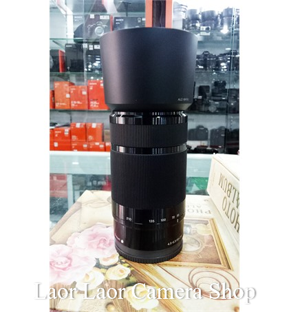 Sony 55-210mm (Used)