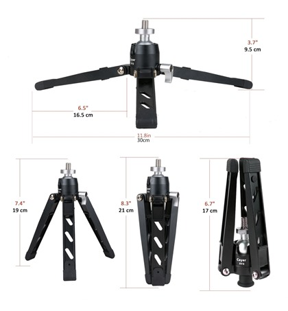 Cayer Mini Tripod SV3