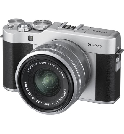 Fuji X-A5 kit 16-50mm (new)