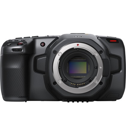 Blackmagic Pocket Cinema Camera 6K (New)