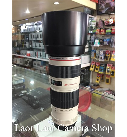Canon EF 70-200mm f4 (Used)