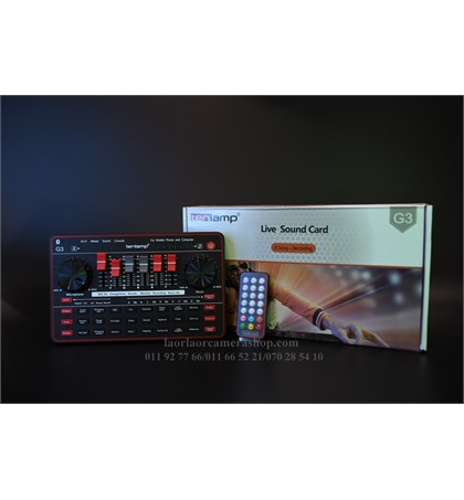 Live Sound Card  for Computer & Mobile Phone