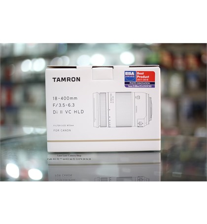 Tamron 18-400mm (New) for Canon